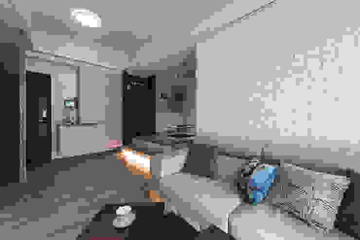 沙發背牆 根據 你你空間設計 北歐風