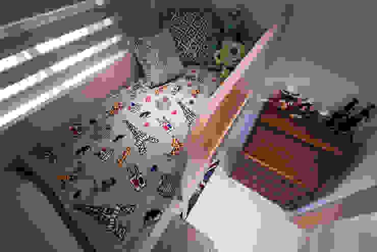 挑高睡眠區 根據 你你空間設計 北歐風