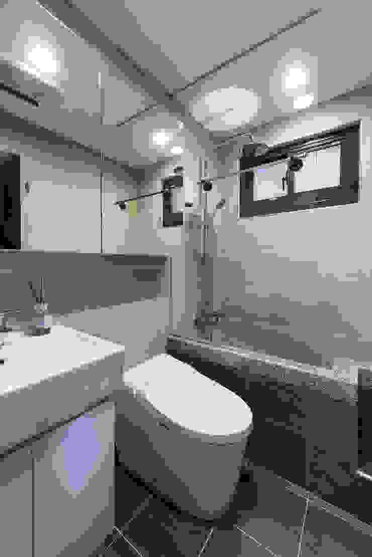 衛浴空間 根據 你你空間設計 北歐風