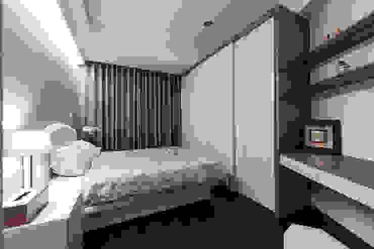 主臥房 你你空間設計 臥室