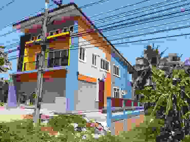 บ้านพักอาศัย 2 ชั้น โดย PPH พัฒนภณ เพอร์เฟ็ค โฮม