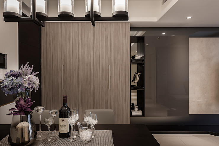 鞋櫃 你你空間設計 餐廳