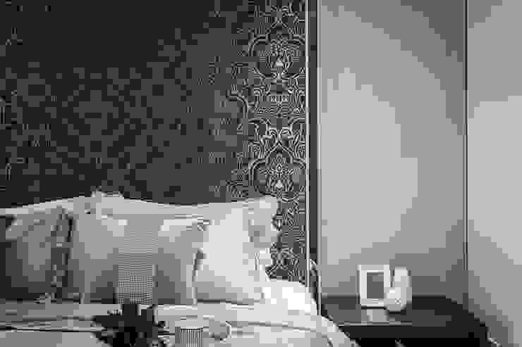 主臥室 根據 你你空間設計 現代風