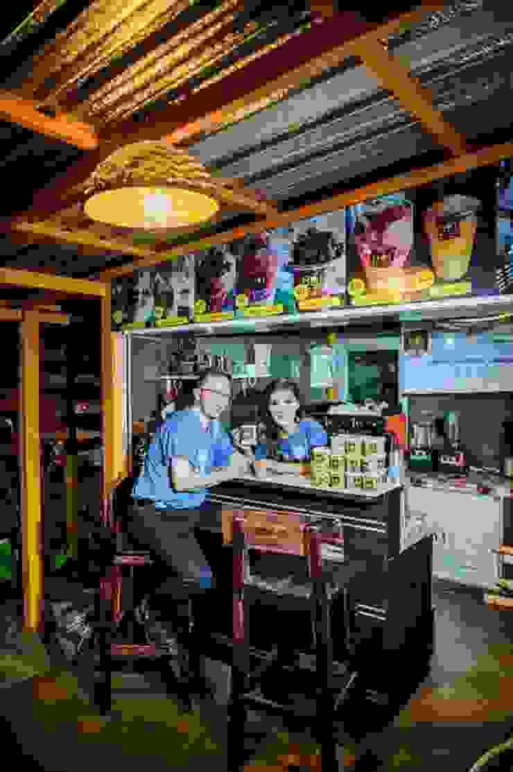 RENOVATE NUI COFFEE SAKON NAKHON โดย สร้างบ้านแปงเมือง สกลนคร