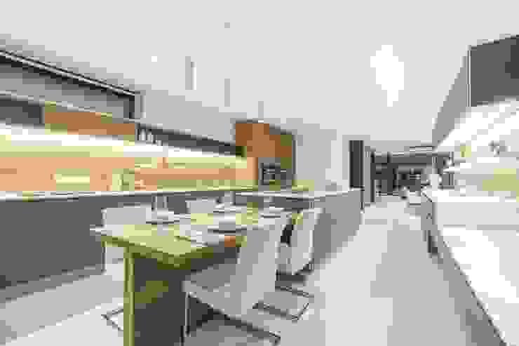 Wick Lane, Christchurch By Jigsaw Interior Design Cocinas de estilo moderno de Jigsaw Interior Architecture Moderno