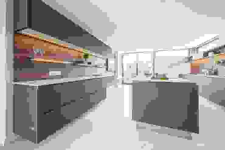 Wick Lane, Christchurch By Jigsaw Interior Design Cocinas de estilo moderno de Jigsaw Interior Architecture Moderno Madera Acabado en madera