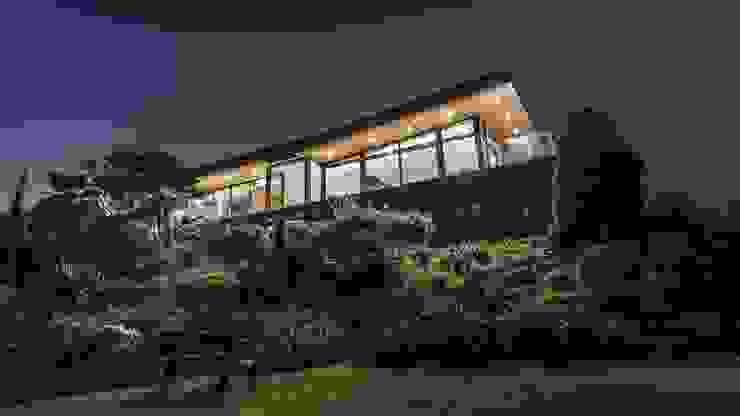 Wick Lane, Christchurch By Jigsaw Interior Design Casas modernas de Jigsaw Interior Architecture Moderno Vidrio