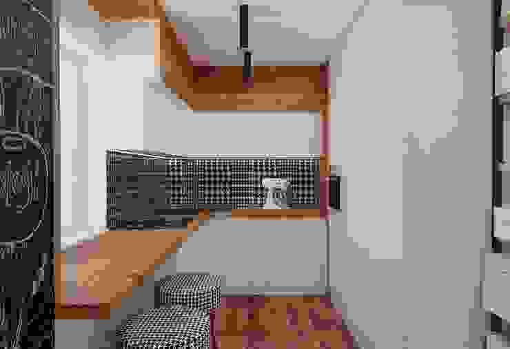 Dapur Gaya Skandinavia Oleh Ale design Grzegorz Grzywacz Skandinavia