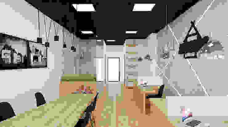 Ale design Grzegorz Grzywacz Study/office