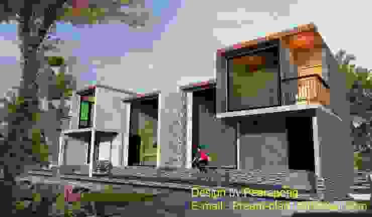 รับออกแบบบ้าน โดย รับเขียนแบบบ้าน&ออกแบบบ้าน