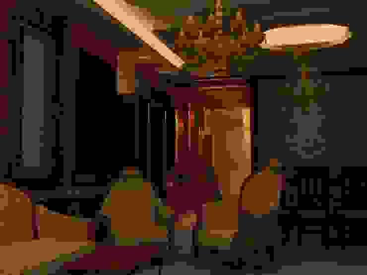 القصر للدهانات والديكور Salon classique Beige