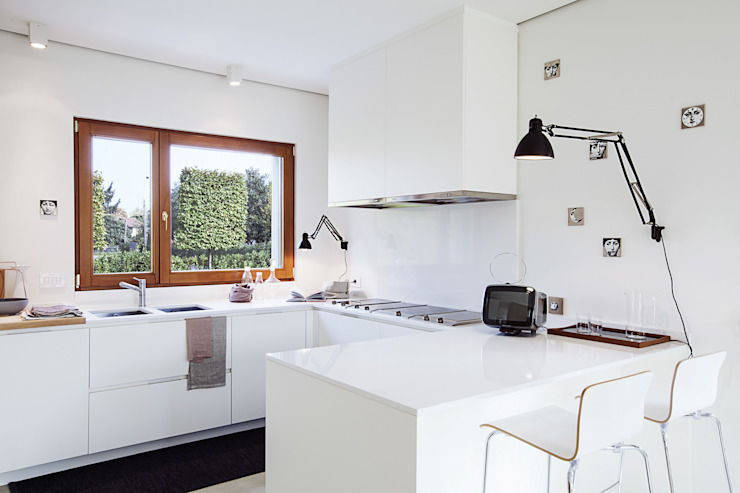 Modern Kitchen by Moretti MORE Modern
