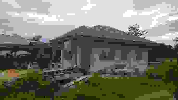 บ้านพักอาศัย คสล 1 ชั้น โดย PKK group