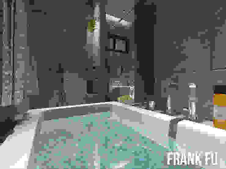 Villa in City 根據 中孚 設計 / FRANKFU INERIOR DESIGN 現代風