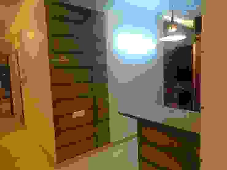 The Big 99 Modern kitchen by INXUS Constructions Modern