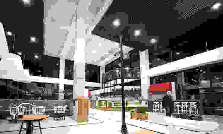 Gastronomía de estilo moderno de oğuzhan aydoğdu iç mimarlık Moderno