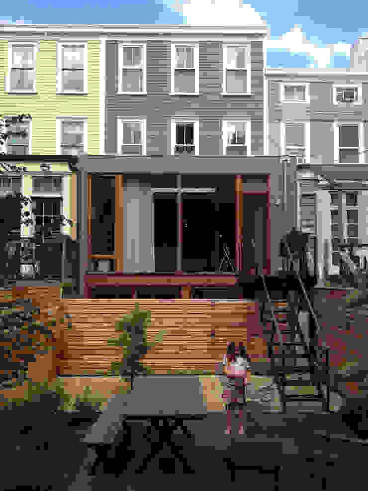 Nhà phong cách thực dân bởi SA-DA Architecture Thực dân