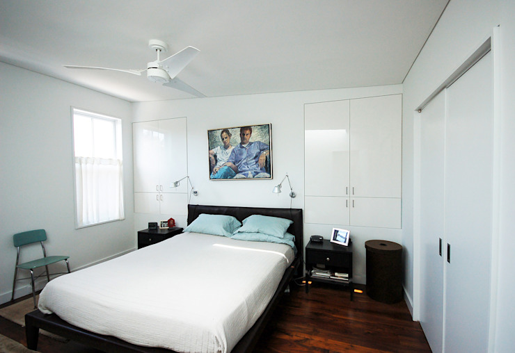 Modern style bedroom by SA-DA Architecture Modern