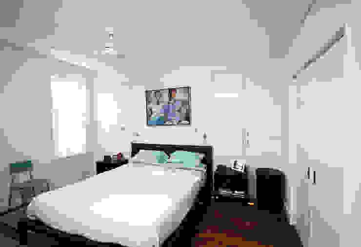 غرفة نوم تنفيذ SA-DA Architecture, حداثي