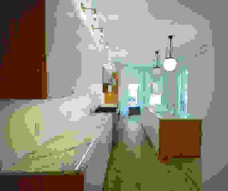SA-DA Architecture 現代廚房設計點子、靈感&圖片