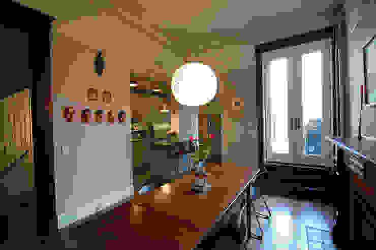Salle à manger moderne par SA-DA Architecture Moderne