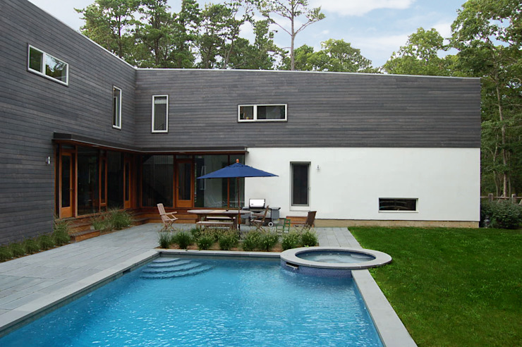 Lansbury Residence SA-DA Architecture Modern Houses