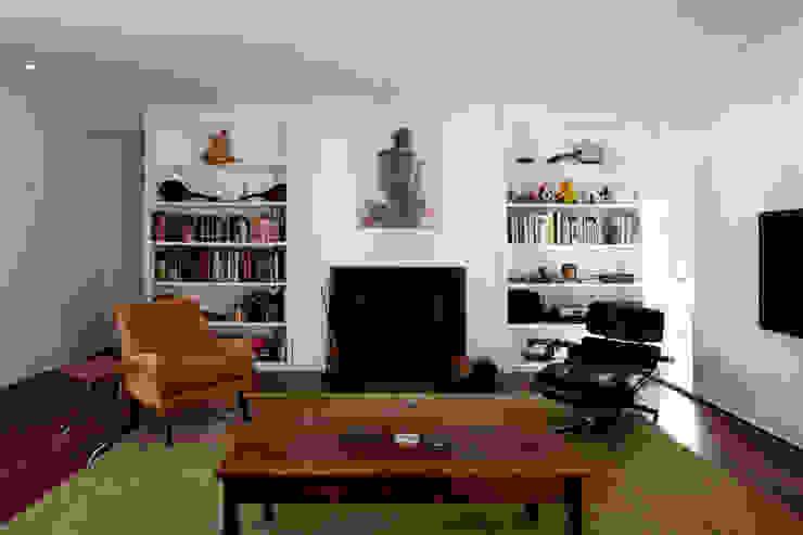 SA-DA Architecture Ruang Studi/Kantor Modern