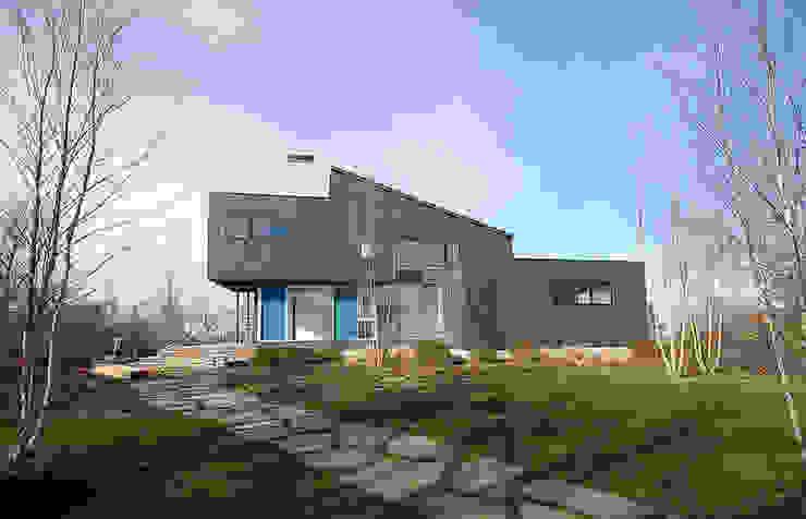 SA-DA Architecture Modern houses