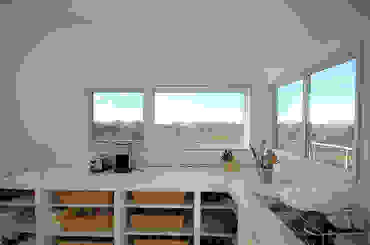 Montauk House Modern Windows and Doors by SA-DA Architecture Modern