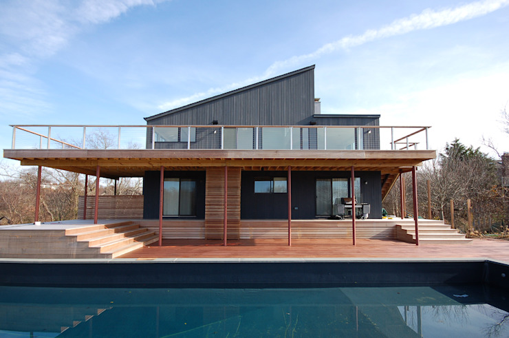 SA-DA Architecture บ้านและที่อยู่อาศัย