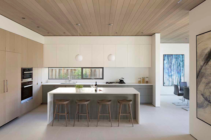 Modern kitchen by Feldman Architecture Modern