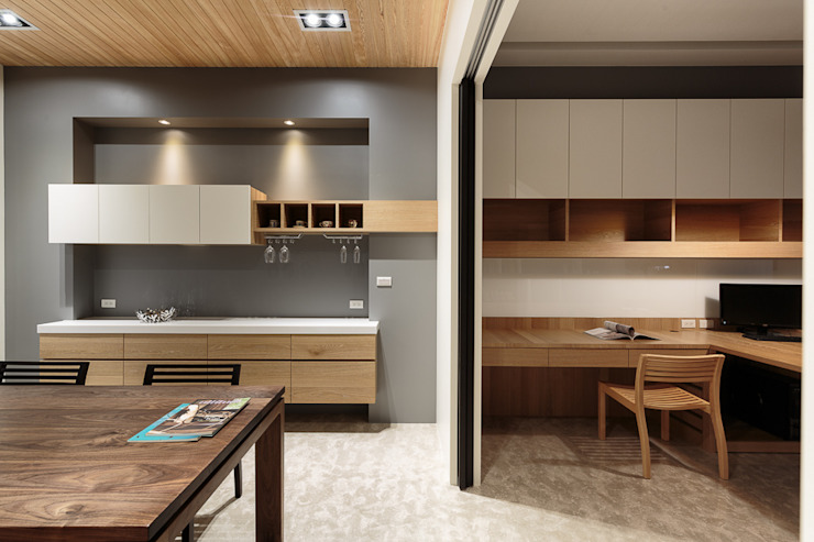 Kitchen by IDR室內設計, Classic