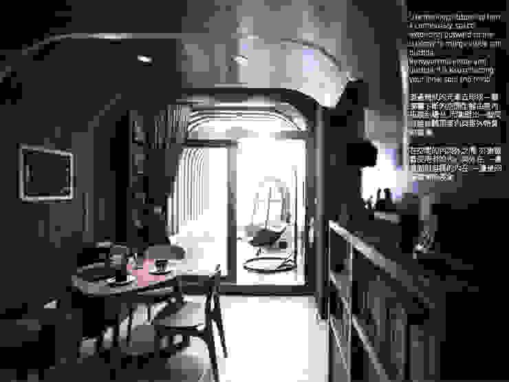生活之繭/簡 根據 行一建築 _ Yuan Architects 古典風