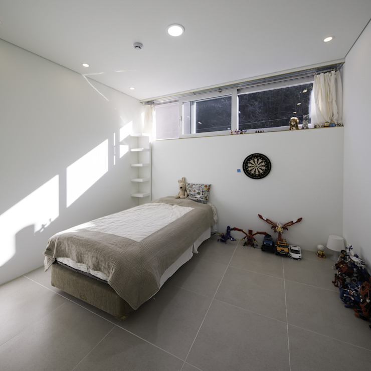 대구 주택 _ 서가네 Daegu Gachang House _ seogane isangwon architects 미니멀리스트 아이방