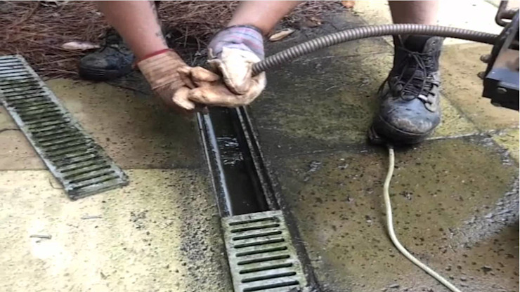 Unblocking Drains by Plumbers Pretoria