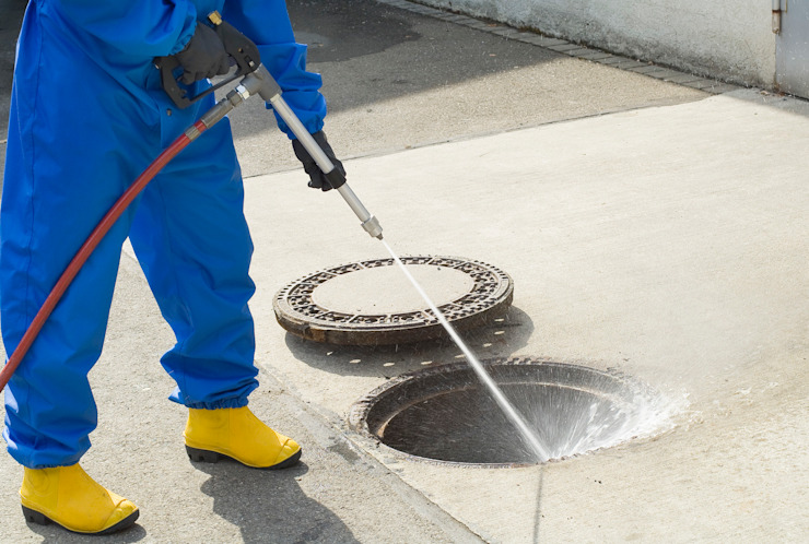 Drainage Cleaning by Plumbers Pretoria