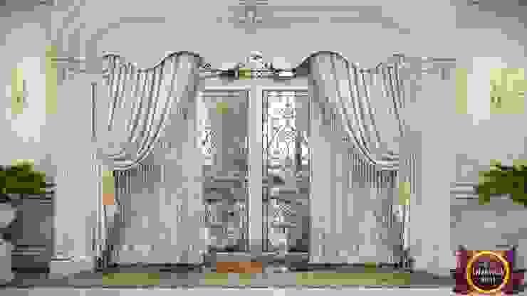 Luxury living room of Katrina Antonovich by Luxury Antonovich Design Classic