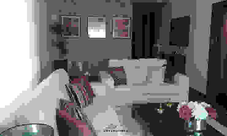 Sala SPRING por Palma Interiores Moderno