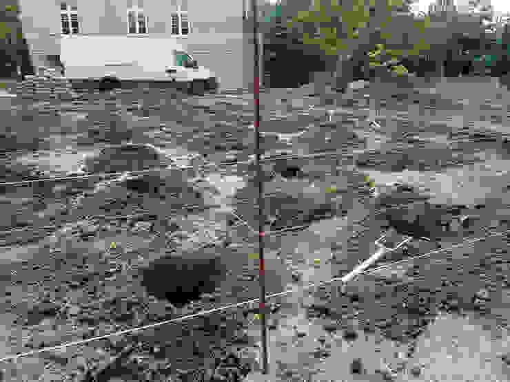 Taras kompozytowy. Realizacja w Poznaniu. od PHU Bortnowski