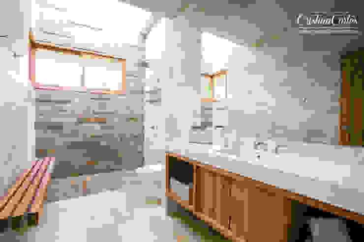 Baño de Cristina Cortés Diseño y Decoración Moderno