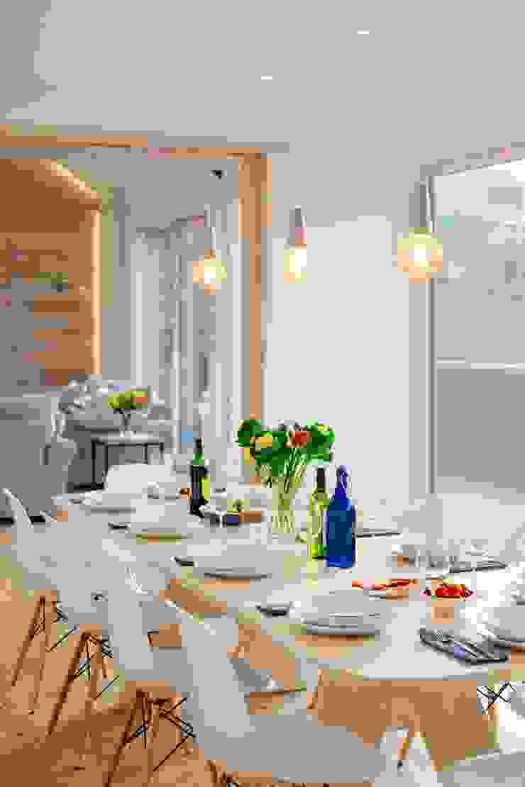 Treasure House, Polzeath | Cornwall Perfect Stays Comedores de estilo moderno