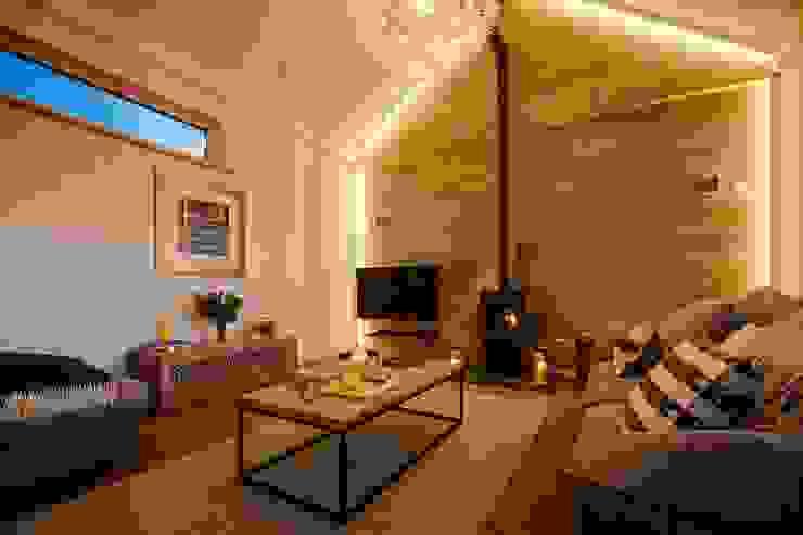 Treasure House, Polzeath | Cornwall Perfect Stays Salones rústicos de estilo rústico