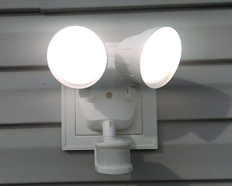 Security Lighting by Electrician Pretoria
