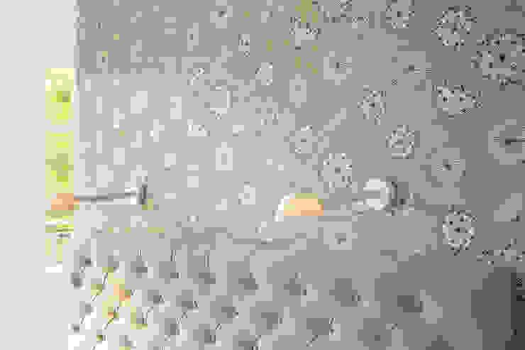 Minimalistyczna sypialnia od Beilstein Innenarchitektur Minimalistyczny