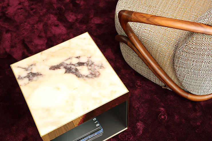 Beilstein Innenarchitektur Minimalist living room