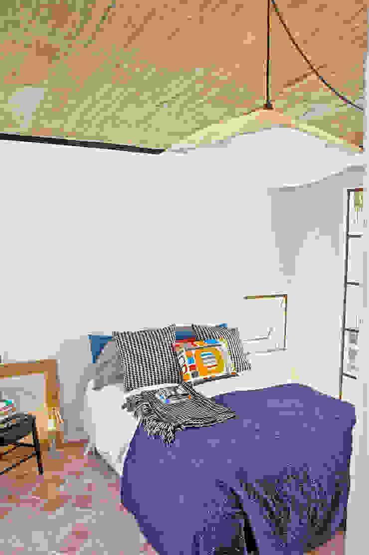 โดย Juan Carlos Loyo Arquitectura โมเดิร์น
