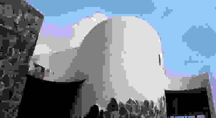 Casa de Piedra - Juan Carlos Loyo Arquitectura Casas modernas de Juan Carlos Loyo Arquitectura Moderno