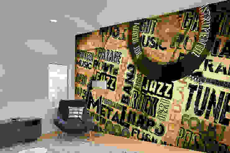 Text graphic wallpaper designs using custom wallpaper maker for modern wall decor ideas. Walls and Murals:   by wallsandmurals