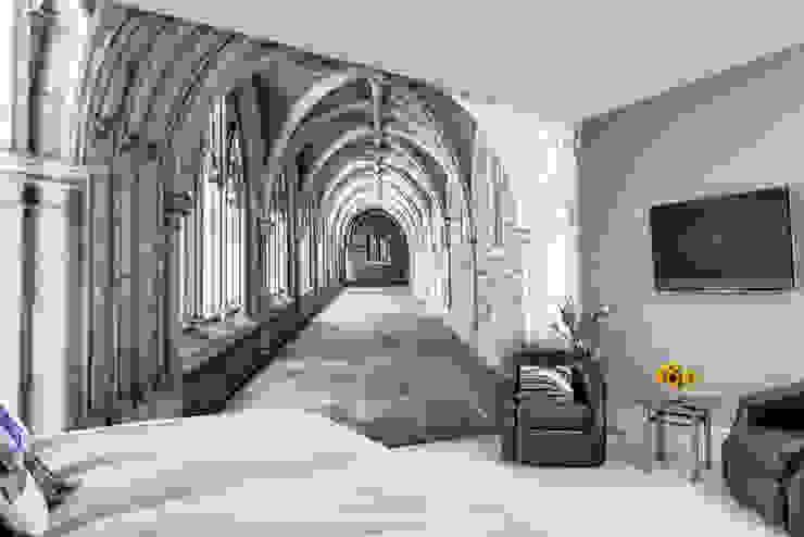 Bedroom تنفيذ wallsandmurals,