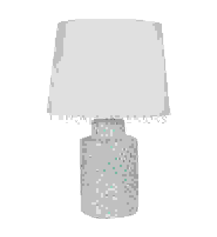 Лампа настольная F318 от LeHome Interiors Классический Керамика
